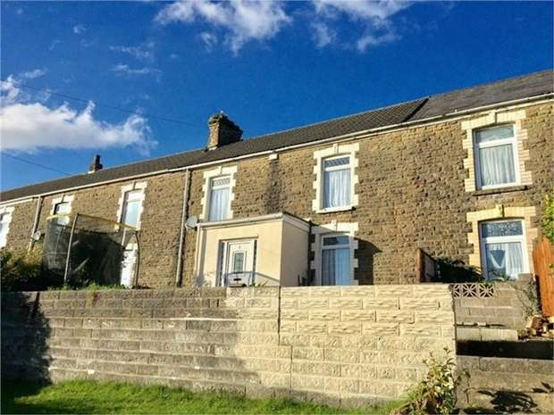 4 Bedrooms Terraced House for sale in Ferry View, Skewen, Neath, West Glamorgan