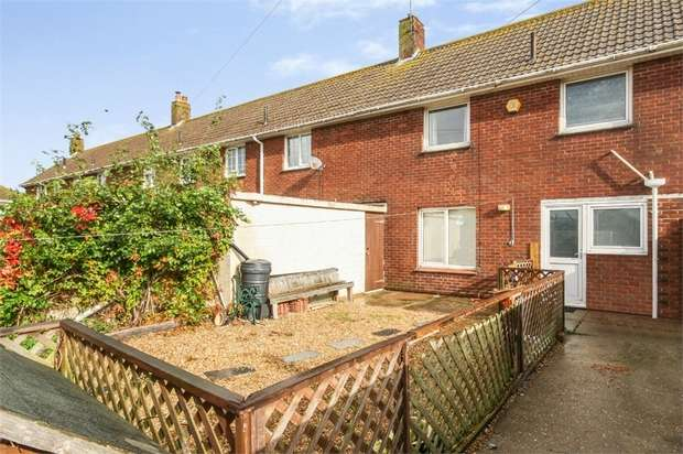 3 Bedrooms Terraced House for sale in Rype Close, Lydd, Romney Marsh, Kent
