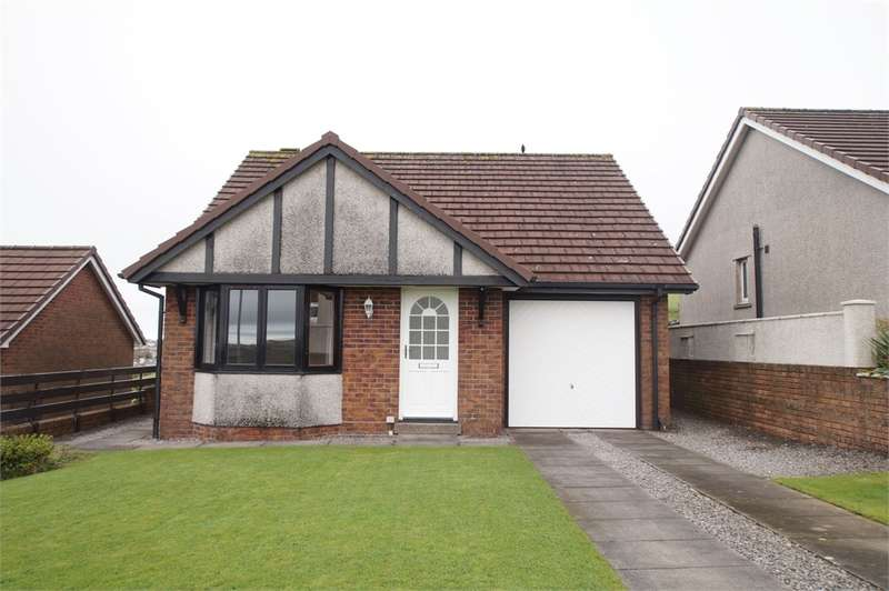 2 Bedrooms Detached Bungalow for sale in CA28 6SN Heather Close, The Highlands, Whitehaven, Cumbria