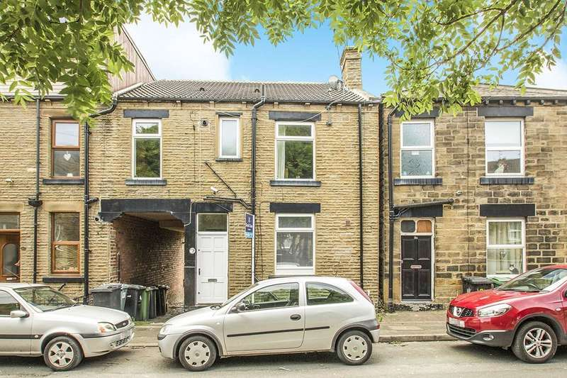 2 Bedrooms Terraced House for sale in Gillroyd Parade, Morley, Leeds, LS27