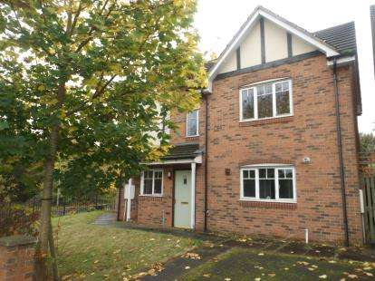 3 Bedrooms Semi Detached House for sale in Holloway, Birmingham, West Midlands