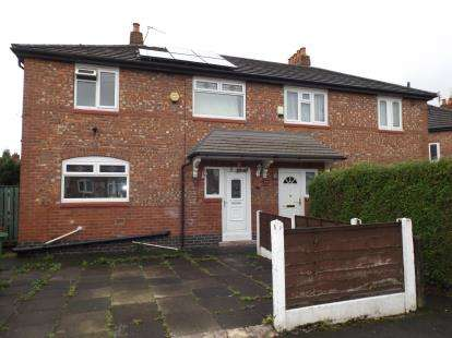 3 Bedrooms Semi Detached House for sale in Westdean Crescent, Manchester, Greater Manchester, Uk