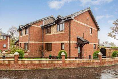 3 Bedrooms Semi Detached House for sale in Busheyhill Street, Cambuslang