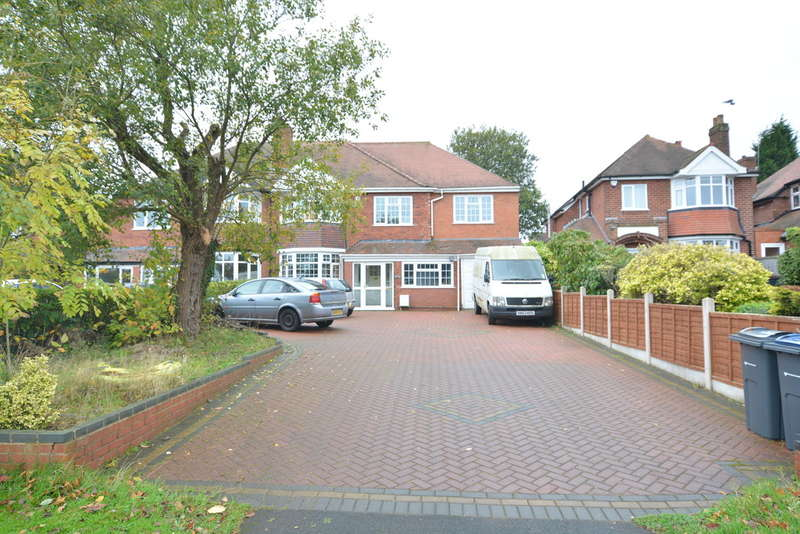 5 Bedrooms Semi Detached House for sale in Quinton Road West, Quinton