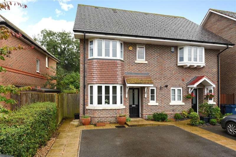 4 Bedrooms Semi Detached House for sale in Farmers Place, Chalfont St. Peter, Gerrards Cross, Buckinghamshire, SL9