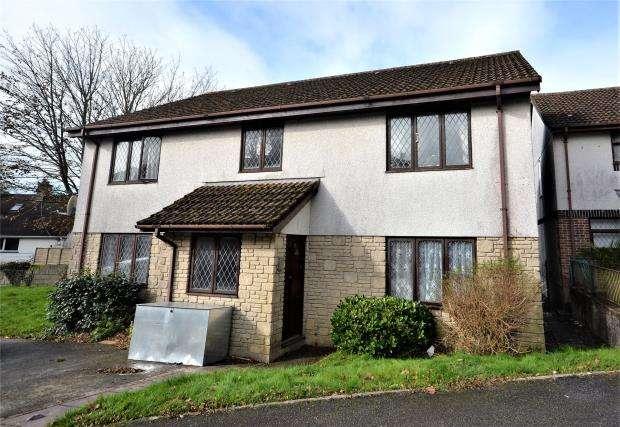 2 Bedrooms Flat for sale in Porthmellon Gardens, Callington, Cornwall