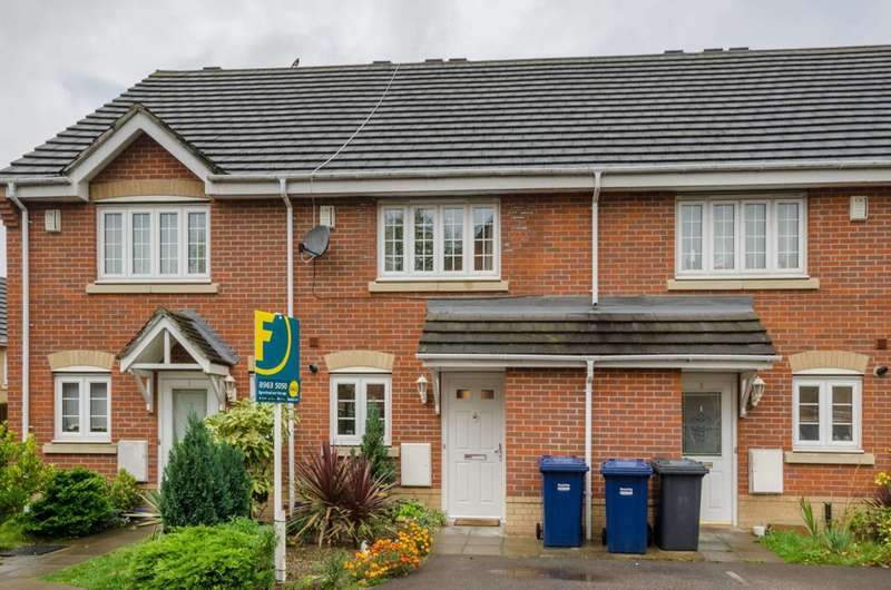 2 Bedrooms Terraced House for sale in Principal Close, Southgate, N14