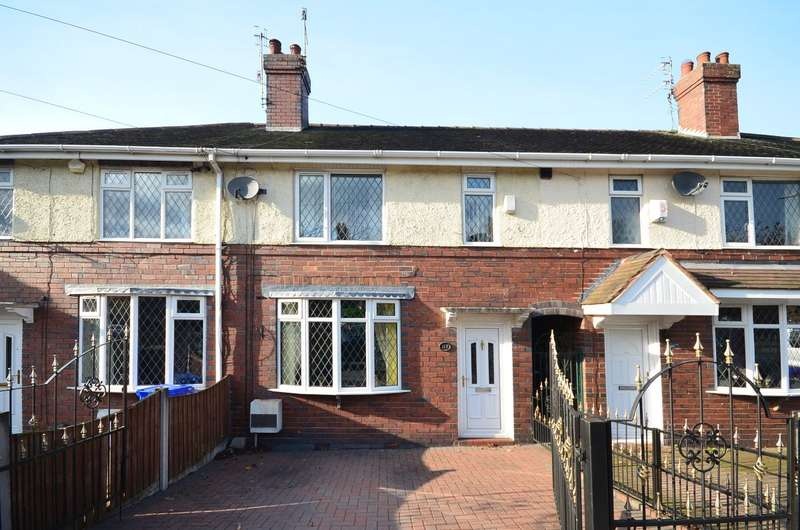 2 Bedrooms Terraced House for sale in Broadway, Meir, Stoke-on-Trent, ST3 5PW