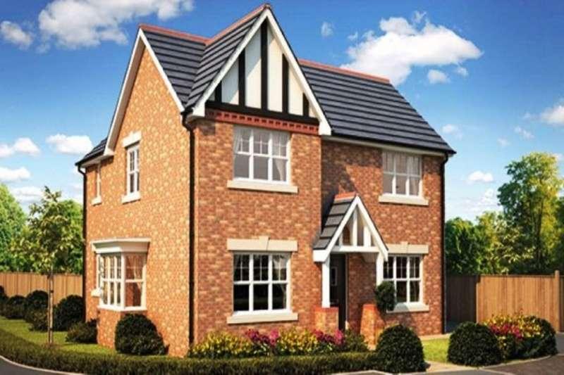 4 Bedrooms Detached House for sale in The Pastures Fleetwood Road, Wesham, Preston, PR4