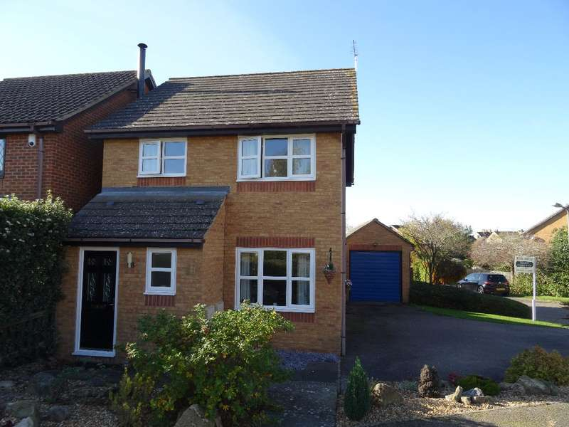 3 Bedrooms Detached House for sale in THE GLEBE, LAVENDON