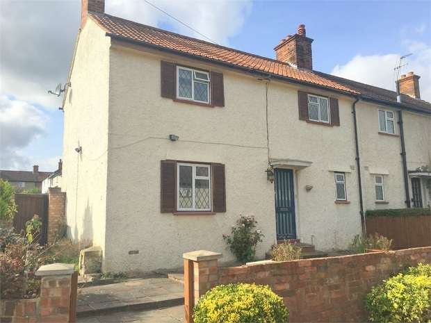 3 Bedrooms Semi Detached House for sale in Ebbisham Road, Epsom