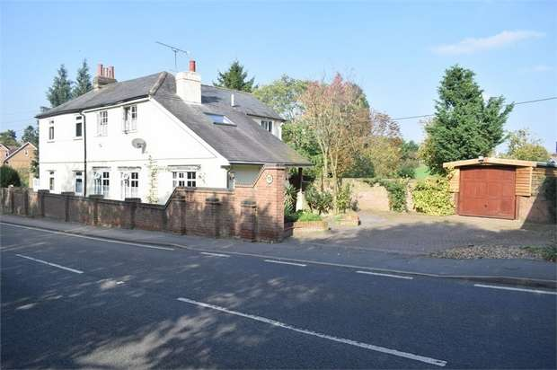 3 Bedrooms Semi Detached House for sale in Lower Road, Little Hallingbury, Bishop's Stortford, Essex
