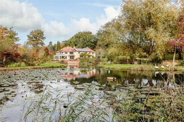 7 Bedrooms Detached House for sale in Stebbings Lane, Hollesley, Woodbridge, Suffolk