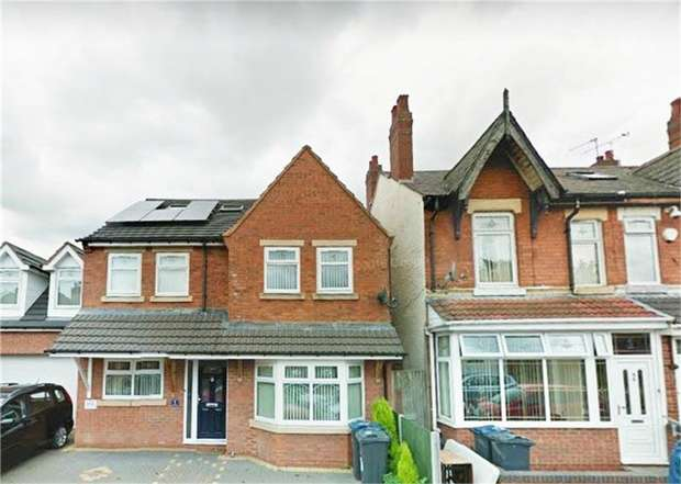 6 Bedrooms Detached House for sale in Lloyd Street, Birmingham, West Midlands