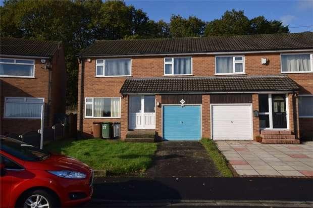 4 Bedrooms Semi Detached House for rent in Millfield Close, Higher Bebington, Merseyside