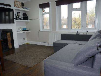 2 Bedrooms Flat for sale in Edgware Road, Colindale, London