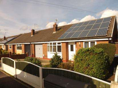 3 Bedrooms Bungalow for sale in Shakespeare Grove, Warrington, Cheshire