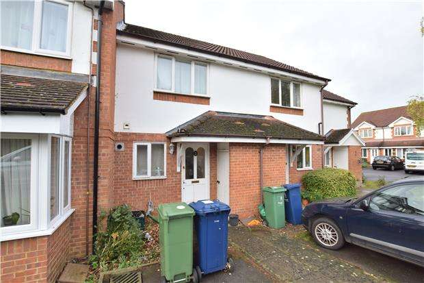 2 Bedrooms Terraced House for sale in Bhandari Close, Oxford, OX4 3DT