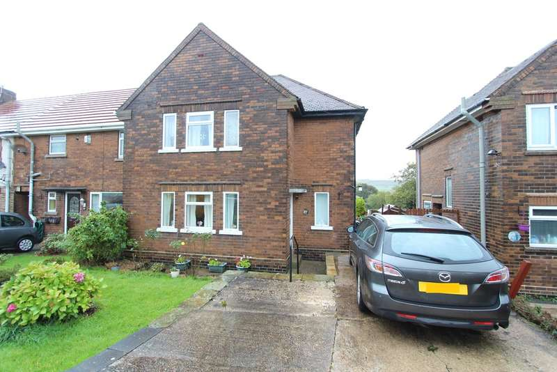 4 Bedrooms End Of Terrace House for sale in Glebelands Road, Stocksbridge
