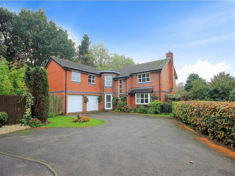 5 Bedrooms Detached House for sale in Tavistock Avenue, Ampthill, Bedfordshire, MK45