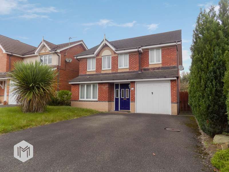 4 Bedrooms Detached House for sale in Topaz Way, Chorley, PR6