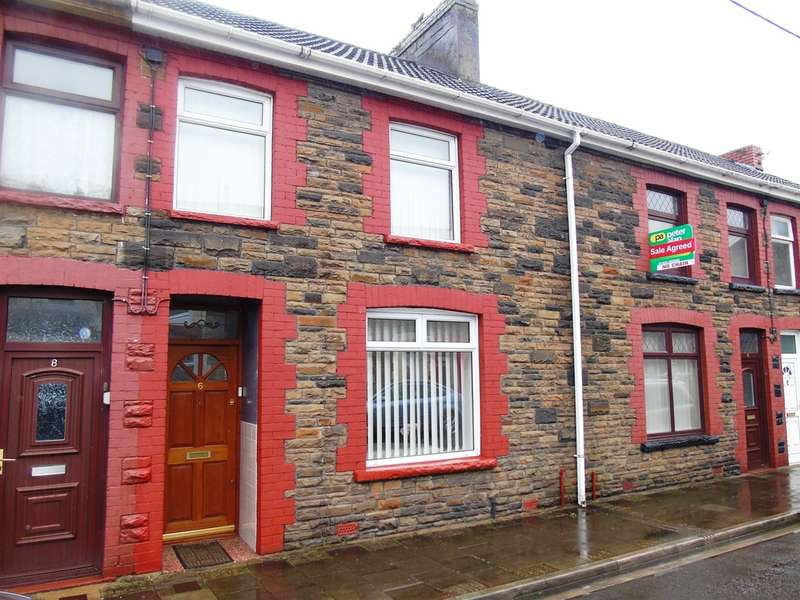 3 Bedrooms Property for sale in Francis Street, Rhydyfelin, Pontypridd