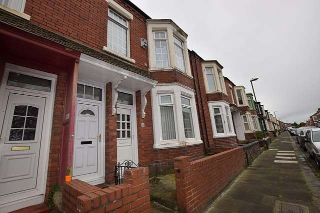 1 Bedroom Flat for sale in St. Vincent Street, South Shields
