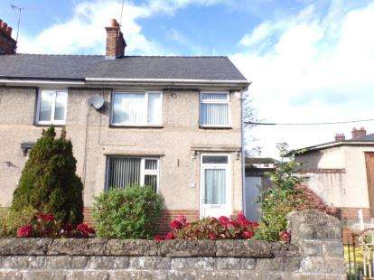 3 Bedrooms Semi Detached House for sale in Dreflan, Mold, Flintshire, CH7