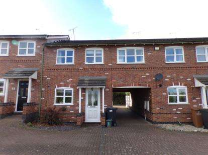 3 Bedrooms Terraced House for sale in Church Cottages, Vounog Hill, Penyffordd, Chester, CH4