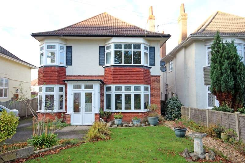2 Bedrooms Flat for sale in Carbery Avenue, Southbourne, Bournemouth