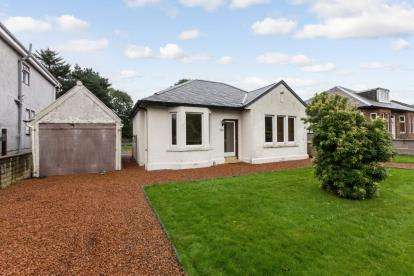 2 Bedrooms Bungalow for sale in Greenock Road, Paisley