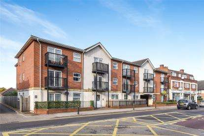 2 Bedrooms Flat for sale in Elmers Lodge, 86 Croydon Road, Beckenham