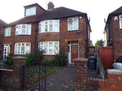 3 Bedrooms Semi Detached House for sale in Humberstone Road, Luton, Bedfordshire