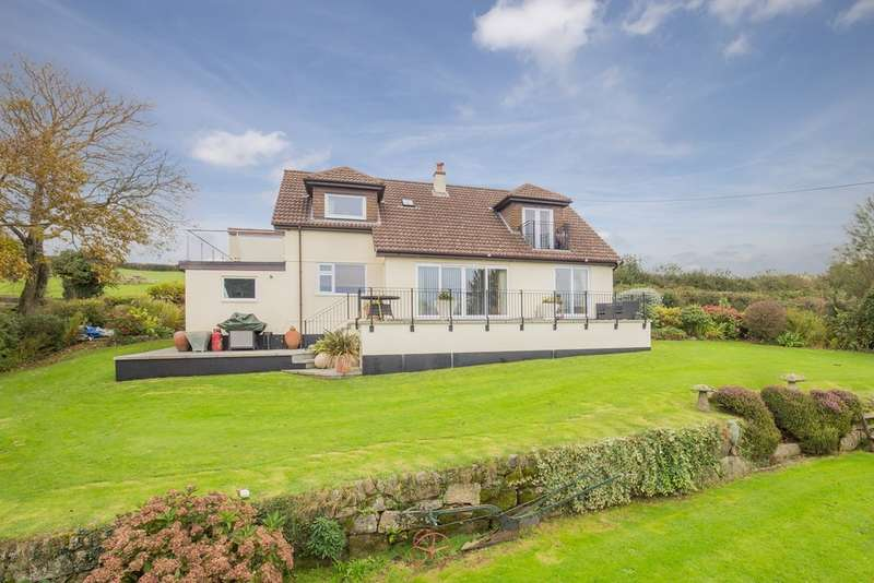 4 Bedrooms Detached House for sale in Furzeleigh Lane, Bovey Tracey