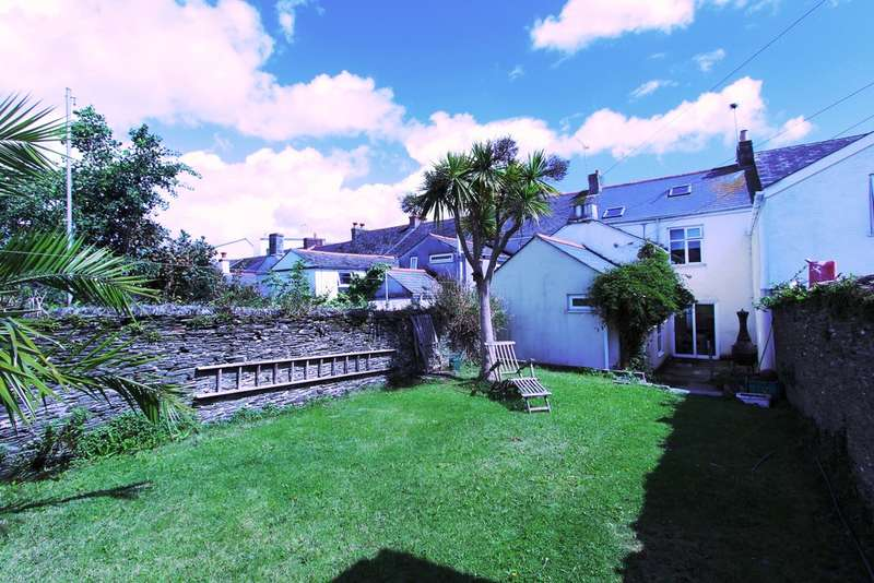 3 Bedrooms Terraced House for sale in Wellington Street , Torpoint