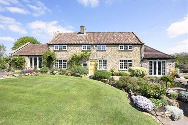 4 Bedrooms Detached House for sale in Great Elm, Frome