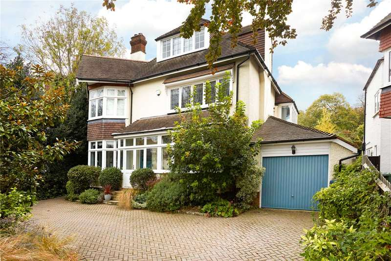 6 Bedrooms Detached House for sale in Links Road, Epsom, Surrey, KT17