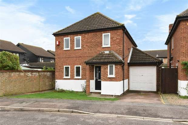 4 Bedrooms Detached House for sale in Buckfast Avenue, Bedford