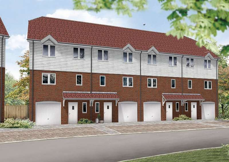 3 Bedrooms Terraced House for sale in Passmore Green, Tovil Green, Maidstone, ME15