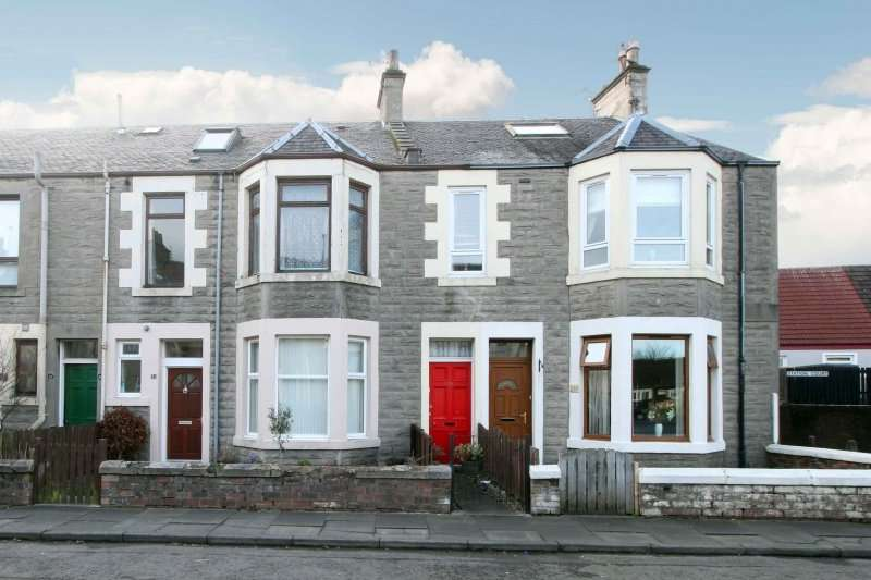 2 Bedrooms Flat for sale in Anderson Street, Leven, Fife, KY8 4QW