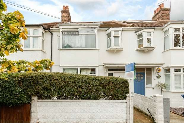 5 Bedrooms Terraced House for sale in Clovelly Road, London