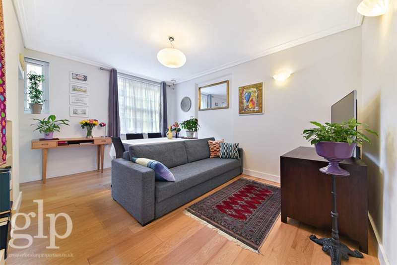 2 Bedrooms Flat for sale in Sandwich Street, Bloomsbury, WC1H