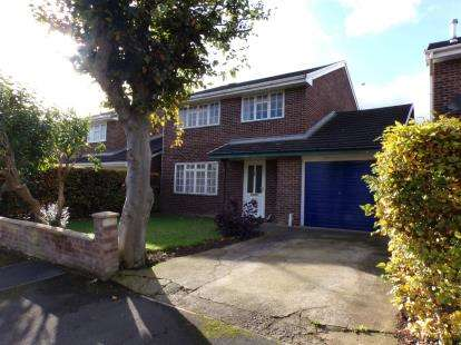 4 Bedrooms Detached House for sale in Ffordd Haearn, Penyffordd, Chester, Flintshire, CH4