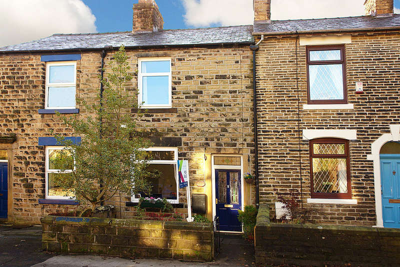 2 Bedrooms Semi Detached House for sale in Shaw Hall Bank Road, Greenfield, Saddleworth