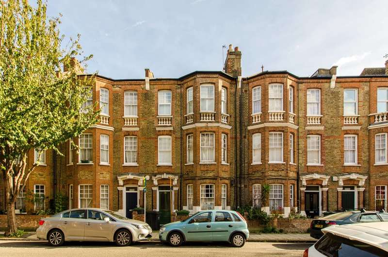 2 Bedrooms Flat for sale in Morat Road, Stockwell, SW9