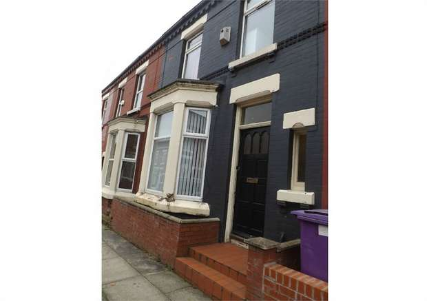 3 Bedrooms Terraced House for sale in Norris Green Road, Liverpool, Merseyside