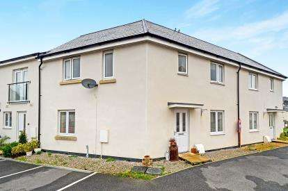 4 Bedrooms Terraced House for sale in Trevenson Meadows, Newquay, Cornwall