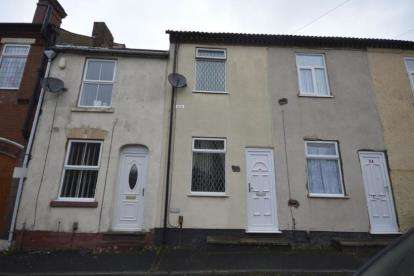 2 Bedrooms Terraced House for sale in Corser Street, Dudley, West Midlands