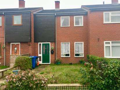 2 Bedrooms Terraced House for sale in Maes Hafod, Ruthin, Denbighshire, LL15