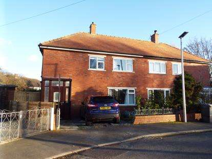 3 Bedrooms Semi Detached House for sale in Lawson Road, Lytham St Annes, Lancashire, FY8
